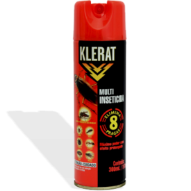Klerat Multi Inseticidas Aerosol 300 ml