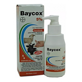 BAYCOX IRON SUSP.ORAL 100ML
