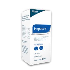 Antitóxico Hepatox 20ml