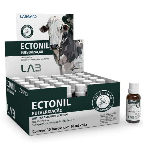 Foto: Ectonil 1cx X 2dsp X 30fr X 20 Ml